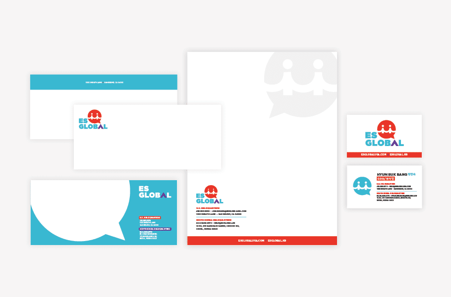 Business Branding Stationery