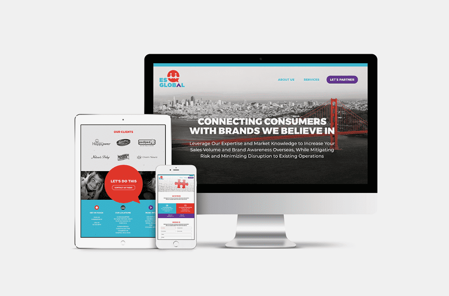 Business Branding Web Design