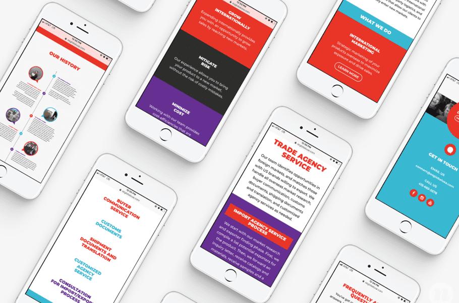 Business Branding Web Design