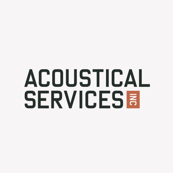 acoustical services logo