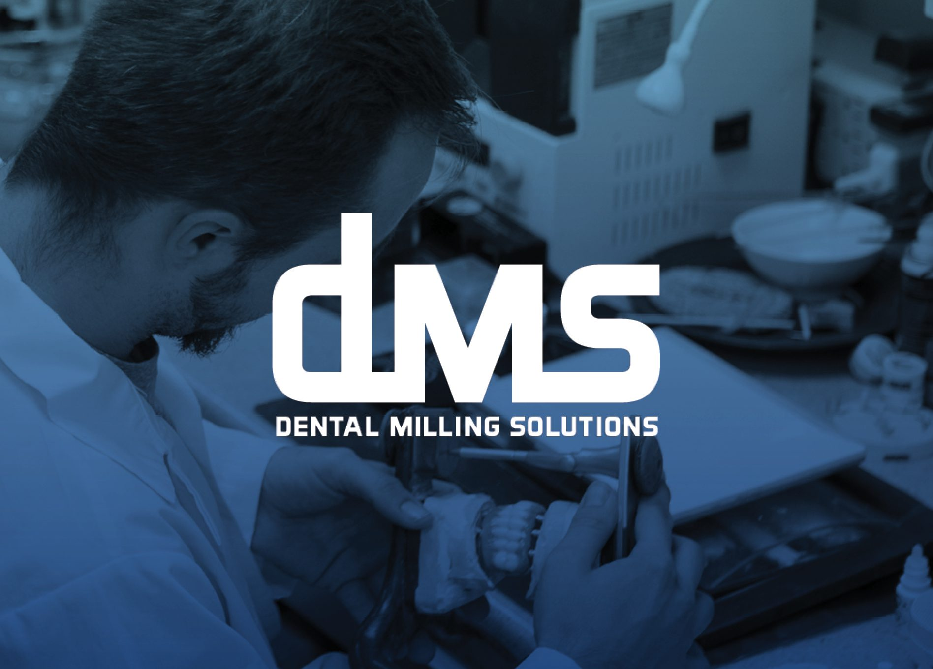dental milling solutions logo